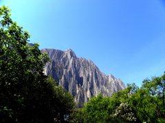 Rock Climbing Photo: Potrero Chico
