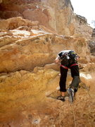 Rock Climbing Photo: different shot of the abyss, beta photo view if yo...