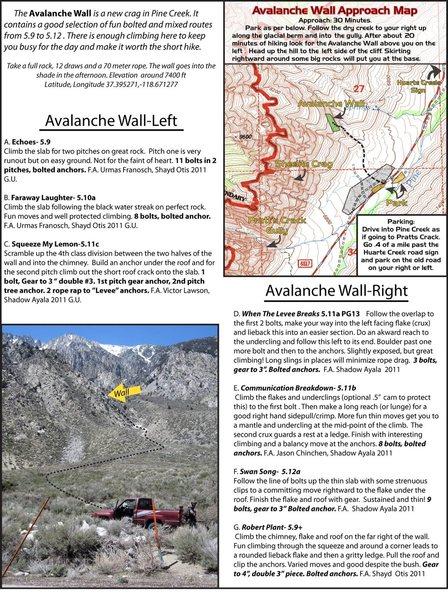 Rock Climbing Photo: info