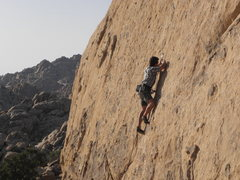 Rock Climbing Photo: Mike Flanagan on SW&the7D.