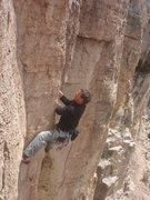 Rock Climbing Photo: Leading Beef Cake Formula.  Photo by Carl Brockhof...