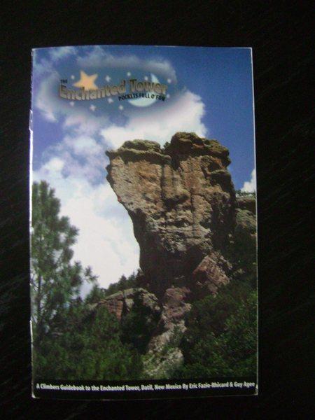 Rock Climbing Photo: Enchanted