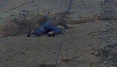Rock Climbing Photo: Laurel at Ridgeline