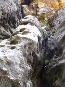 Rock Climbing Photo: Hearing Voices