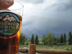 Teton beer