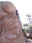 Rock Climbing Photo: Bouldering at Flagstaff