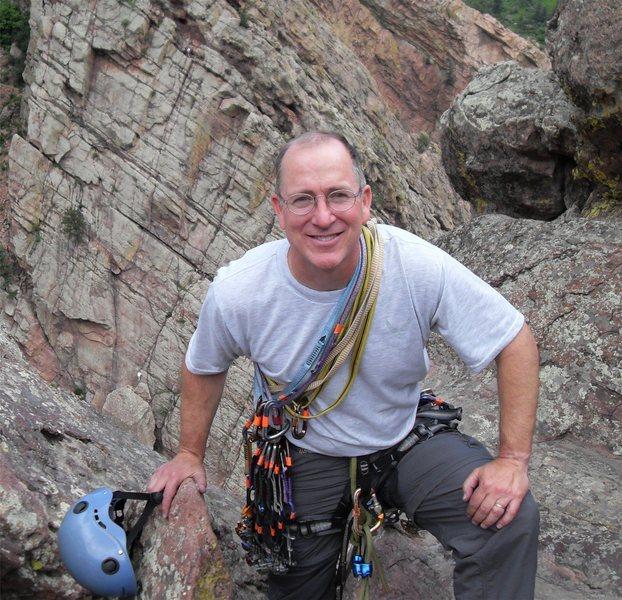 Rock Climbing Photo: Rich Bastille Summit