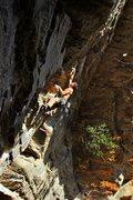 Rock Climbing Photo: Ro-Shampo, 5.12a