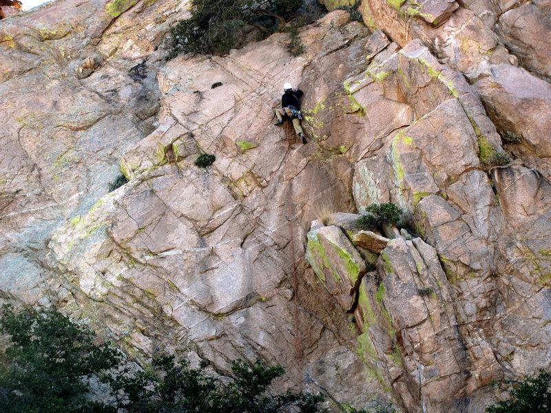Rock Climbing Photo: sweet rock