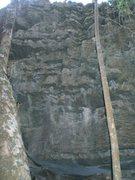 Rock Climbing Photo: Ataque das Bolinhas