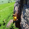 JL climbing X on a nice day