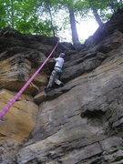 "Rock Climbing Photo: Juggler on ""Building Blocks"""