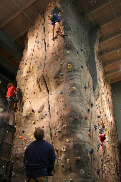 Rock Climbing Photo: UCSB Adventure Climbing Center