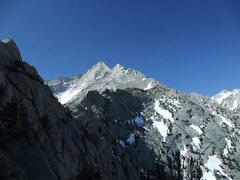 Rock Climbing Photo: the long ridgeline