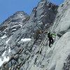 more easy climbing