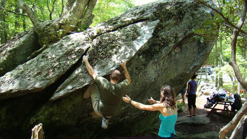 Rock Climbing Photo: Arrowhead Arete