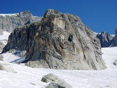 Rock Climbing Photo: The hanibal tower
