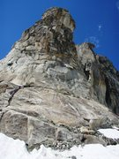 Rock Climbing Photo: Hanibal from the base