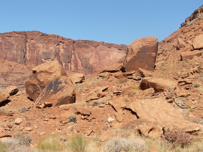 Rock Climbing Photo: Big Brain
