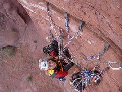 Rock Climbing Photo: Hooks....