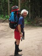 Rock Climbing Photo: At the trail head.