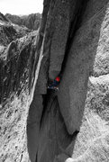 Rock Climbing Photo: The second pitch is just incredibly fun. Photo by ...