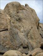 Rock Climbing Photo: Zoo Wall Right. Photo bt Blitzo.