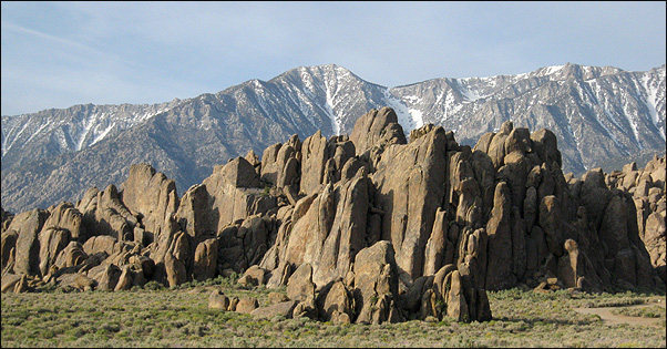 Alabama Hills.<br> Photo by Blitzo.