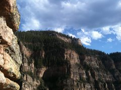 Rock Climbing Photo: Glenwood Canyon.