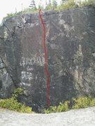 Rock Climbing Photo: Pterodactyl H
