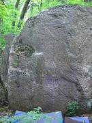 Rock Climbing Photo: Dyno problem
