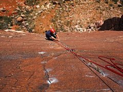 Rock Climbing Photo: On Birdland