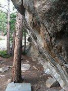 Rock Climbing Photo: Hmmmmmm.