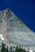 Rock Climbing Photo: The Wham Ridge on Vestal Peak.