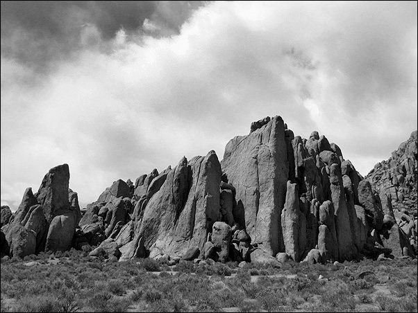Cattle Pocket Crags.<br> Photo by Blitzo.