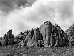 Rock Climbing Photo: Cattle Pocket Crags. Photo by Blitzo.