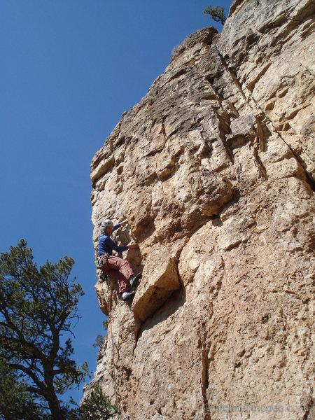 Rock Climbing Photo: C4.