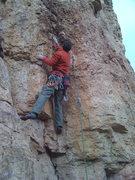 Rock Climbing Photo: C2.