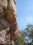 Rock Climbing Photo: C3.