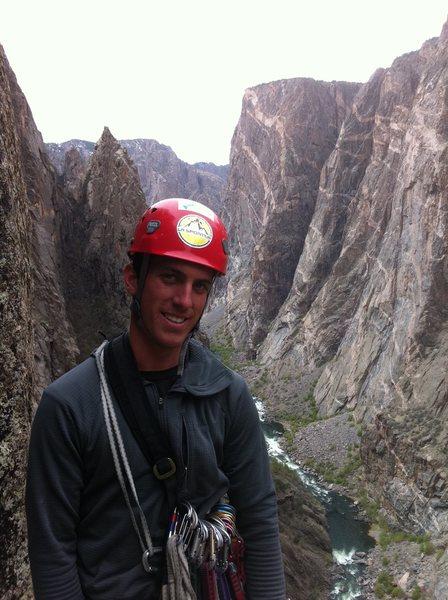 Rock Climbing Photo: Comic Relief