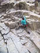 Rock Climbing Photo: Hotel Rock.