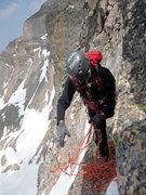 Rock Climbing Photo: On the Loft Descent, we overshot the ramp and ende...