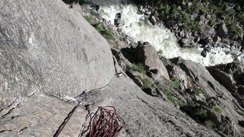 Another shot of the amazing second pitch. Lots of small/tiny stoppers!