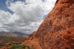 Rock Climbing Photo: Elizabeth Bandy on American Sportsman. 05/29/11.