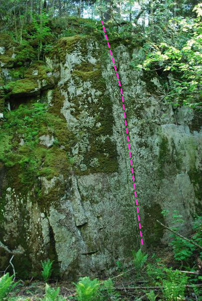 Rock Climbing Photo: Reveling the beauty, with more lines possibly to t...