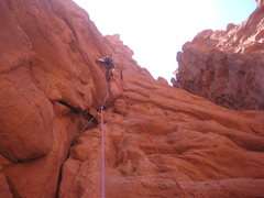 Rock Climbing Photo: 1st pitcc