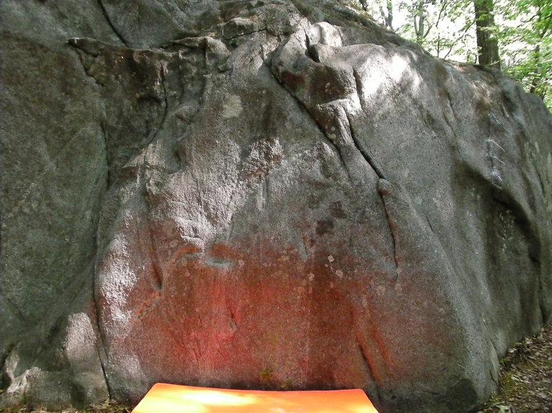 Main Hilltop Boulder