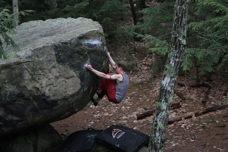 Jared on Atlas V6/7