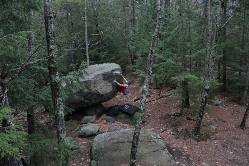 Jared on Atlas V6/7