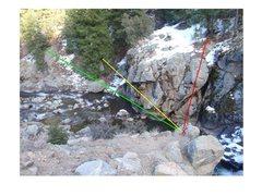 Rock Climbing Photo: Where did the old tyrol run?